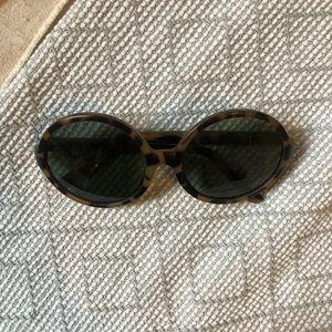 Lauren Conrad Round Sunglasses